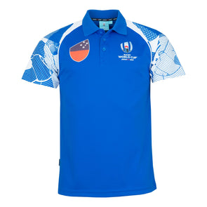 Rugby World Cup 2019 Men's Polo Shirt | Samoa