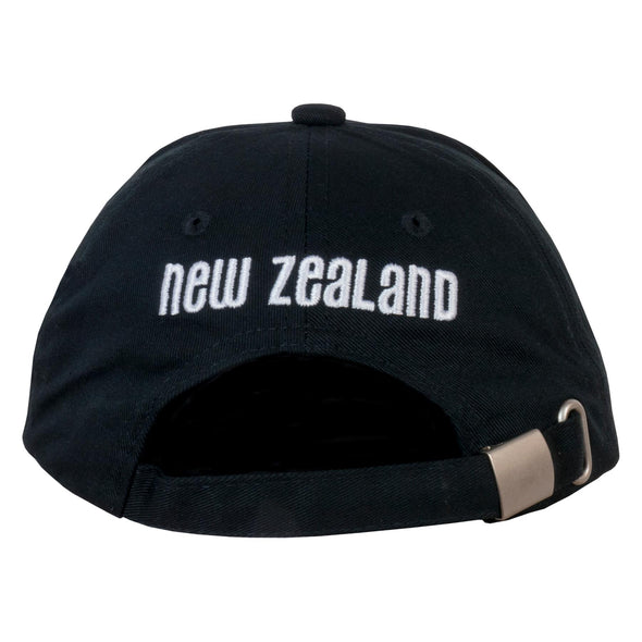 New Zealand Rugby All Blacks Rugby Kids Classic Cap | 2019/20 Season | 7-10 Years