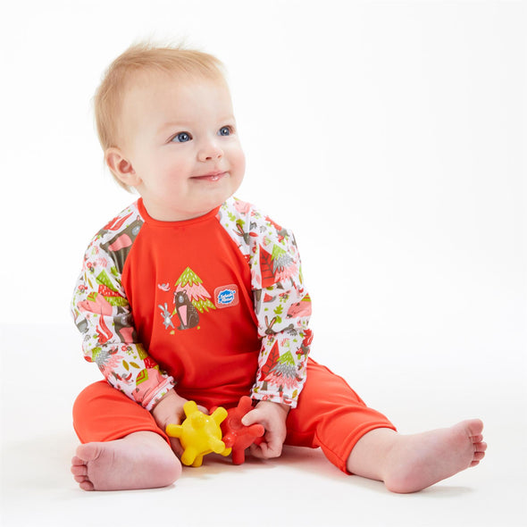 Splash About Baby UV All in One Sunsuit | Into The Woods