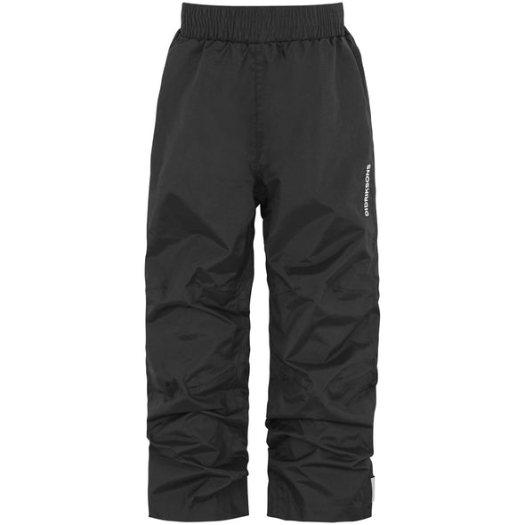 Didriksons Nobi 4 Kids Pants | Black