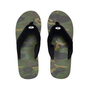 Animal Mens Jekyl AOP Flip Flops | Camo