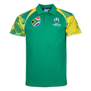 Rugby World Cup 2019 Men's Polo Shirt | South Africa