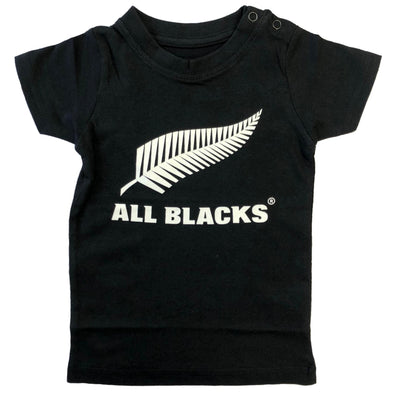 New Zealand Rugby All Blacks Rugby Baby T-Shirt | 2019/20 Season