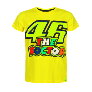 MotoGP Valentino Rossi Kids The Doctor T-Shirt | 2019