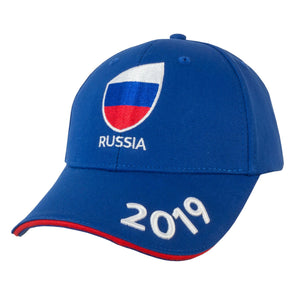 Rugby World Cup 2019 Baseball Cap | Russia