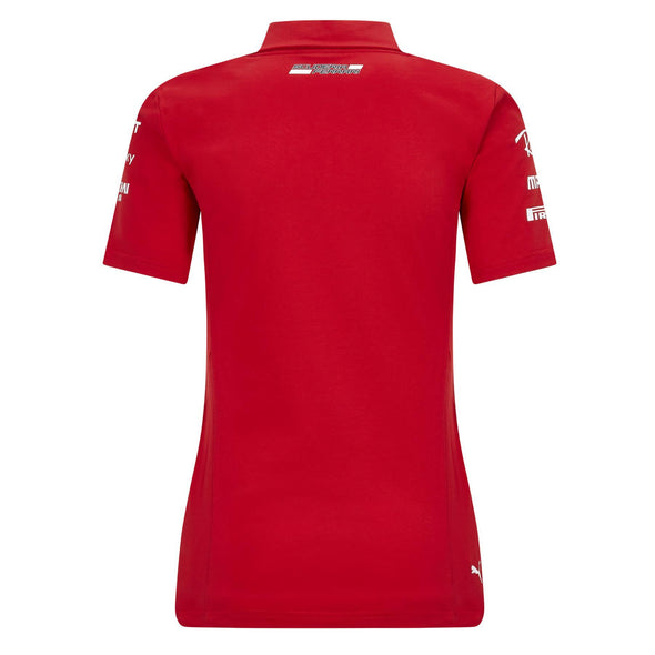 Scuderia Ferrari Women's Puma Replica Team Polo Shirt | 2020
