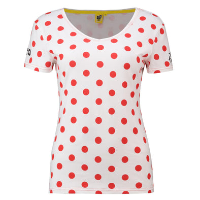 Tour de France Women's King of the Mountains T-Shirt | Polka | 2020