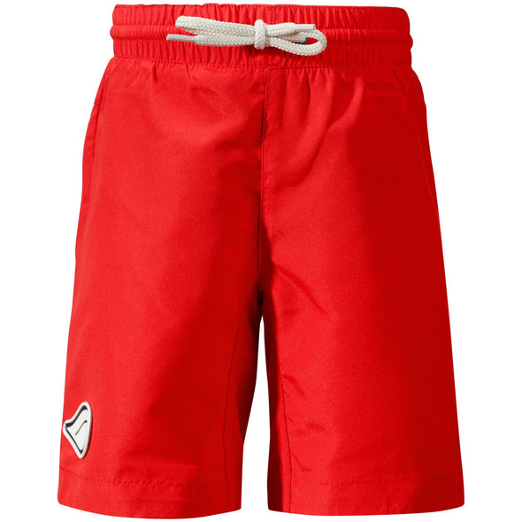 Didriksons Kids Splash Shorts | Chili Red