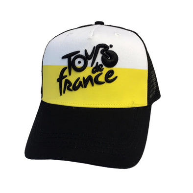 Tour de France Baseball Cap | Black | 2019 | Adult