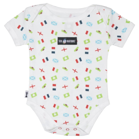 Guinness 6 Nations Rugby Baby Bodysuit | 2021