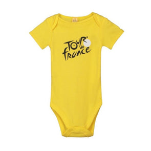 Tour de France Baby Leader Bodysuit | Yellow | 2019