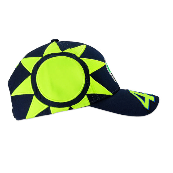MotoGP Valentino Rossi Sun and Moon Helmet Cap | Adult | 2019