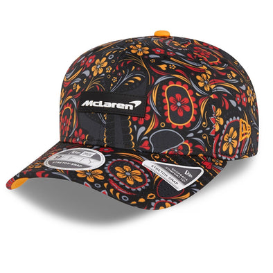 McLaren New Era 9Fifty Special Edition Cap | Mexico | Black | Adult  | 2021