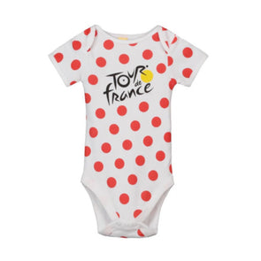 Tour de France Baby King of the Mountains Bodysuit | Polka | 2019