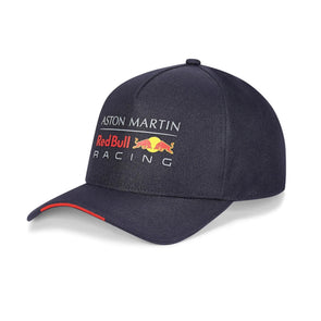Aston Martin Red Bull Racing Classic Baseball Cap | Navy | Adult | 2020