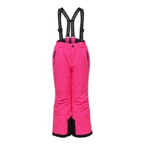LEGO Wear Platon Kids Ski Pants | Dark Pink