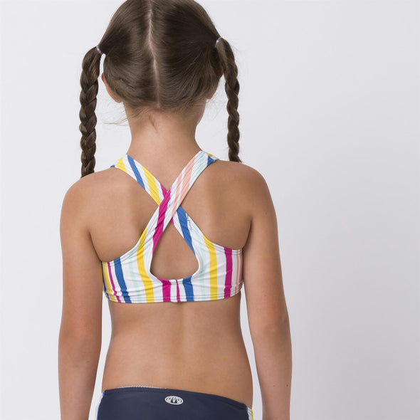 Animal Girls Spectrum Bikini | Multi