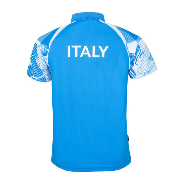 Rugby World Cup 2019 Men's Polo Shirt | Italy