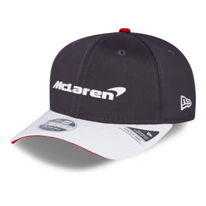 McLaren Special Edition 9Fifty Baseball Cap | China | Anthracite | Adult | 2020
