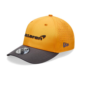 McLaren Team Replica 9Forty Cap | Orange/Black | Adult | 2020