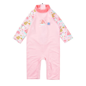 8cfe5e578b3f7 Splash About Toddler 3/4 Length UV Sunsuit | Owl and The Pussycat