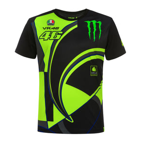 MotoGP Valentino Rossi Men's Replica T-Shirt | Black | 2019