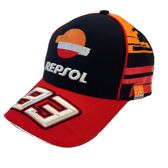 Repsol Honda Marc Marquez Baseball Cap | Navy/Red | 2019 | Adult