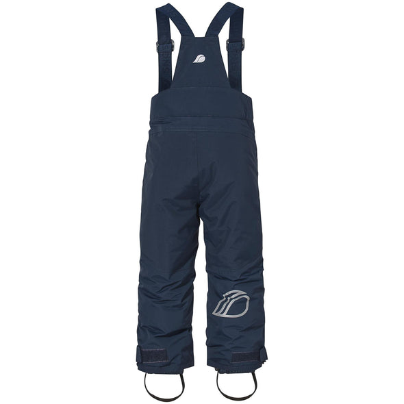 Didriksons Idre 3 Kids Junior Ski Pants Salopettes | Navy