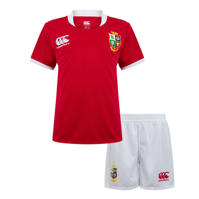 Canterbury British & Irish Lions Rugby Home Pro Mini Kit | Infants | 2021