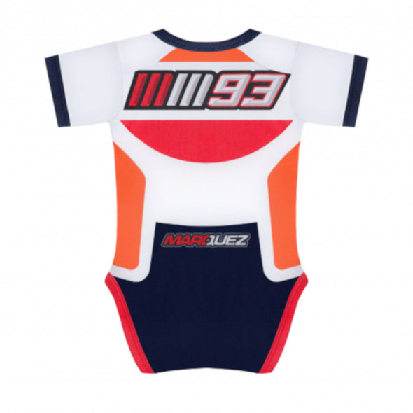 Marc Marquez Baby Replica Racing Bodysuit | Multi | 2019