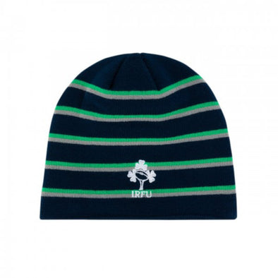 Canterbury Ireland IRFU Rugby Beanie Hat | Lenell Blue | 2019 | One Size