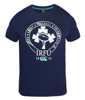 Ireland IRFU Rugby Kids Graphic T-Shirt