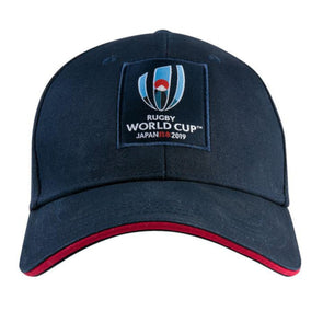 Canterbury Rugby World Cup 2019 Baseball Cap | Navy Blazer | 2019 | One Size