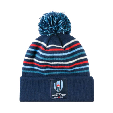 Canterbury Rugby World Cup 2019 Bobble Hat | Navy Blazer | 2019 | One Size