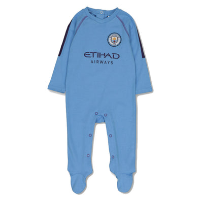 Manchester City Baby Kit Sleepsuit | 2019/20 Season