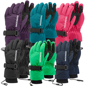Didriksons Biggles Five Kids Waterproof Gloves
