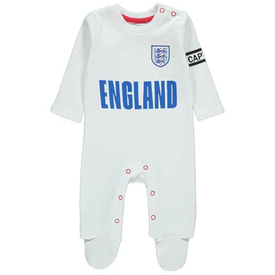 England Football Baby Kit Sleepsuit | 2019/20