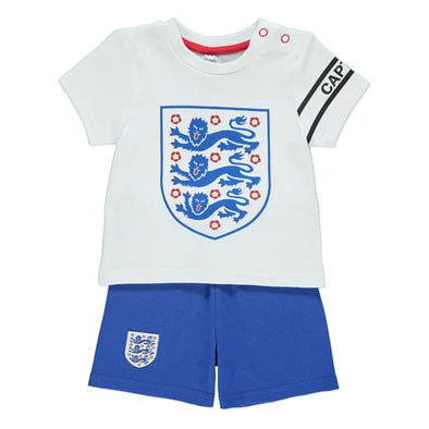 England Football Baby Kit T-Shirt & Shorts Set | 2019/20