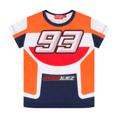 Marc Marquez Kids Replica Racing Suit T-Shirt | Multi | 2019