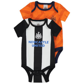 Newcastle United Baby Kit 2 Pack Bodysuits | 2019/20 Season
