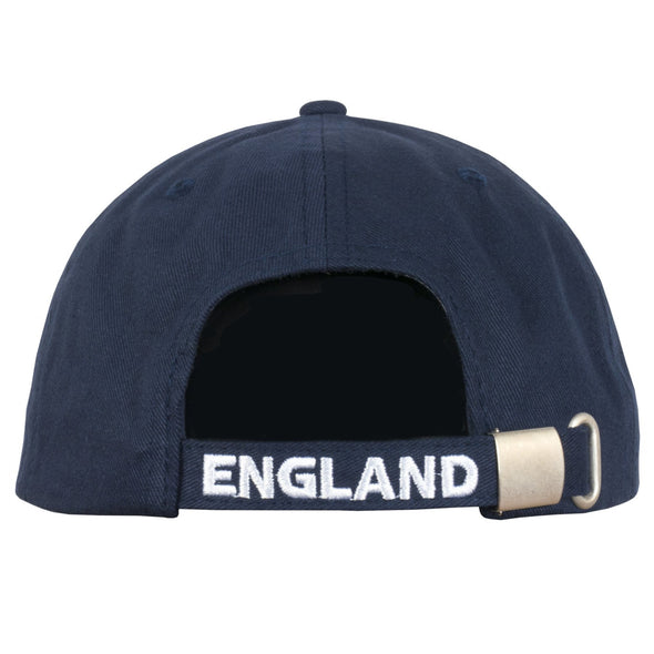 Rugby World Cup 2019 England Baseball Cap | Navy | Adult