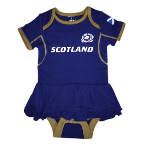 Scotland Rugby Baby Girls Tutu | Navy | 2021