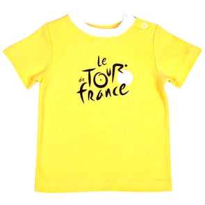 Tour de France Baby Leader T-shirt | Yellow | 2019