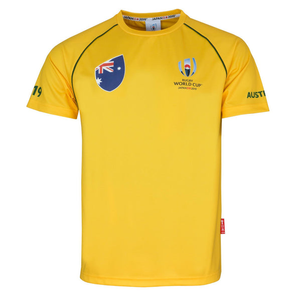 Rugby World Cup 2019 Men's T-Shirt | Australia