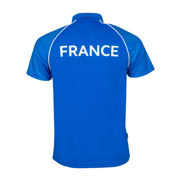 Rugby World Cup 2019 Men's Polo Shirt | France