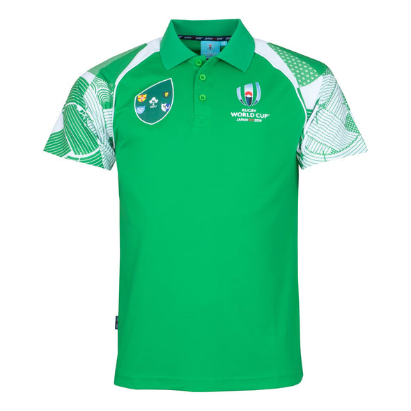 Rugby World Cup 2019 Men's Polo Shirt | Ireland