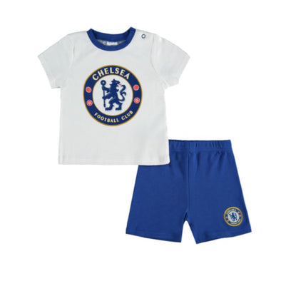 Chelsea Baby Kit T-shirt & Shorts Set | 2019/20