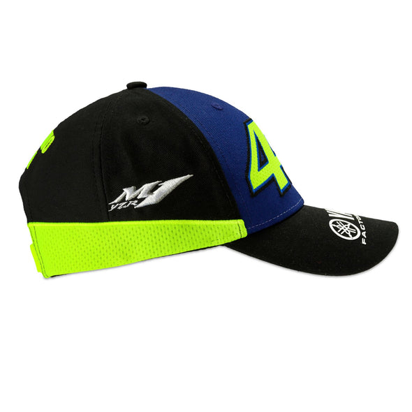 MotoGP Valentino Rossi Kids Yamaha Racing Cap | Junior | 2019