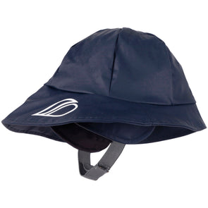 Didriksons Southwest Kids Waterproof Rain Hat | Navy