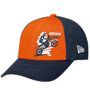 Red Bull KTM Racing Team New Era 9Forty Youth Baseball Cap | Navy | Youth